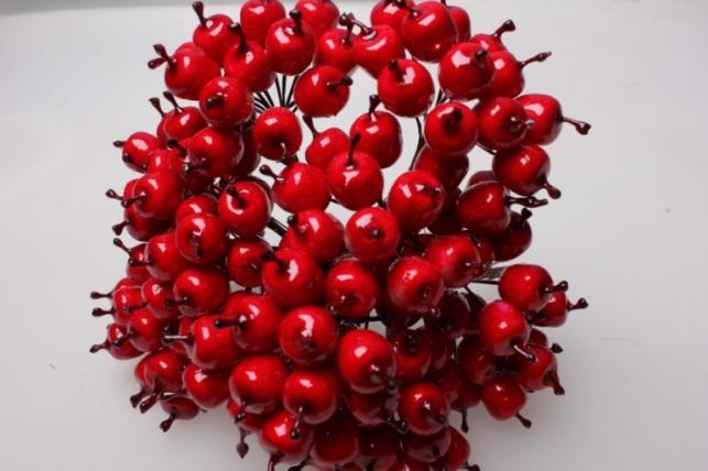 яблоки красные (12 пучков по 12 шт) h31-7598 3547