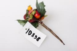 ягодки лесные в букете 10см