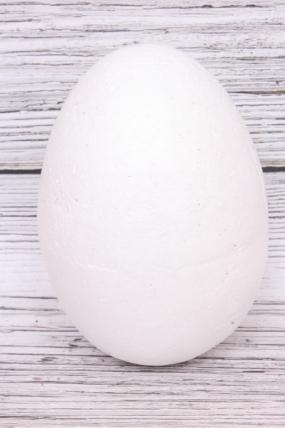 Яйцо пенопласт объемное  d=14 см  H15OC157