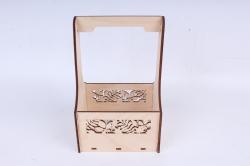 """Ящик (А) для цветов """"Листья"""" №3 1С013"""