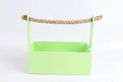 Ящик (ГО) с канатом №5 зеленый