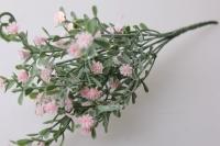 Звездчатка розовая  букет - цветы искусственные