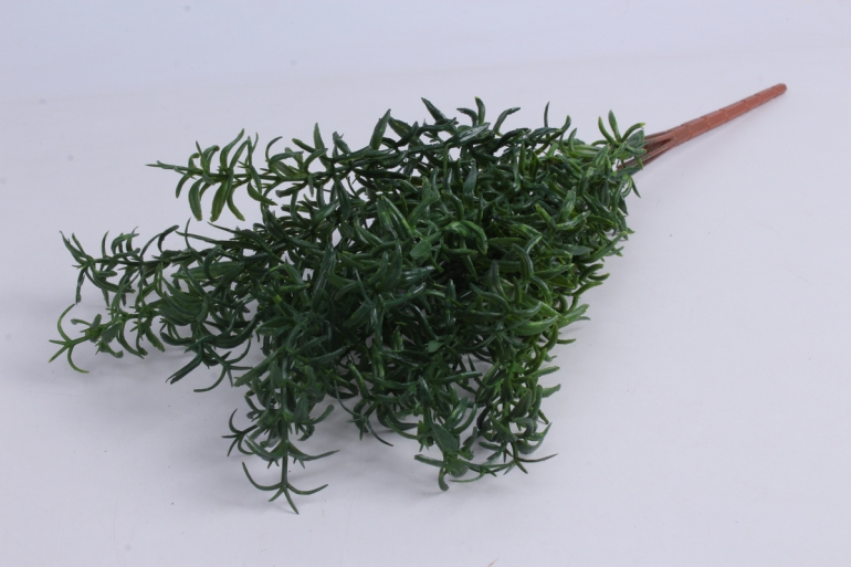 трава тёмно-зелёная 40 см