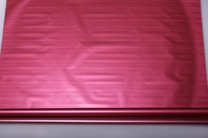 матовый лак 0,7 упаковка для цветов,- цветочная плёнка - рулон 0,7 матовый лак - металлик красный 57223