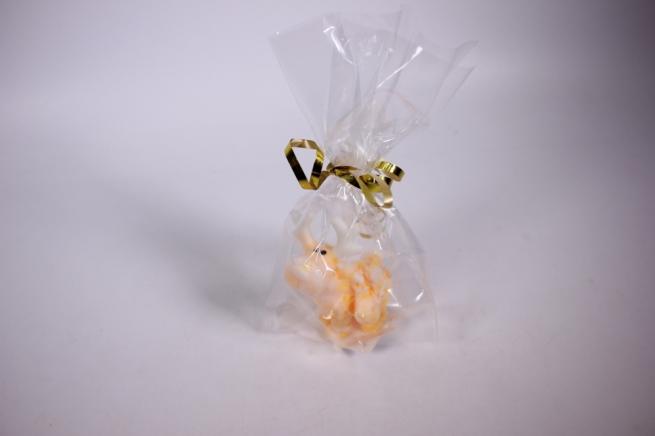 мыло олень оранжевый (ручная работа)