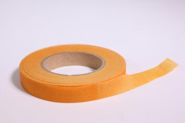 Тейп-лента оранжевая 13мм
